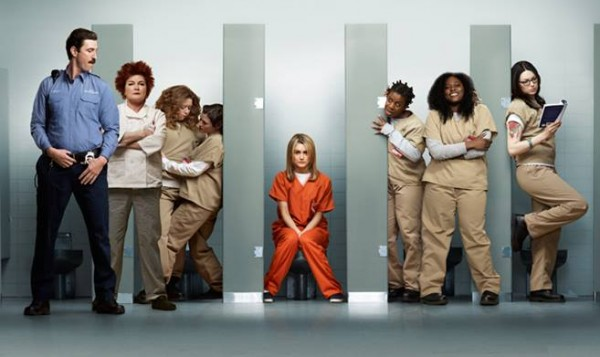 Protagonistas de 'Orange is the new Black'